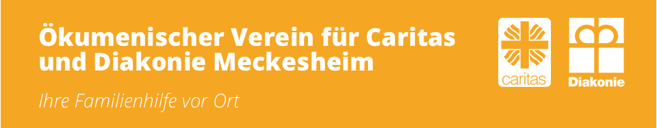 Ökumenischer Verein für Caritas und Diakonie Meckesheim
